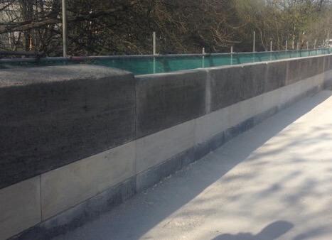 Shepley Bridge Repair & Re-build, Tameside