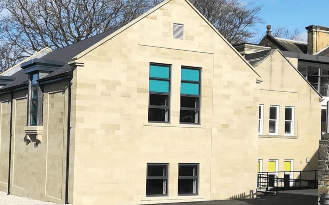 Glossop Library, Derbyshire