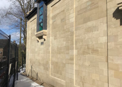 Natural Stone Facade Ashlar